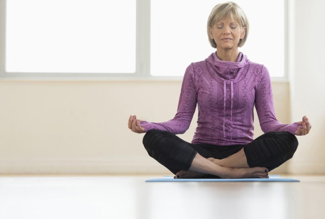 Aktive Entspannungtechniken (Yoga, Tai Chi, QiGong) zum Stressabbau
