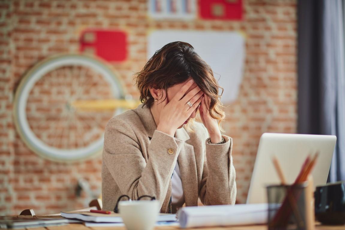 Arbeit und oder Ausbildung können eine zusätzliche Belastung darstellen