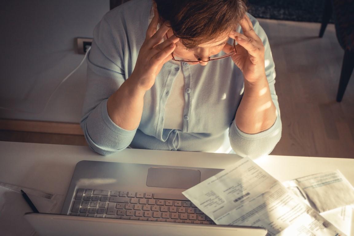 Ich habe finanzielle Sorgen. Was kann ich tun?