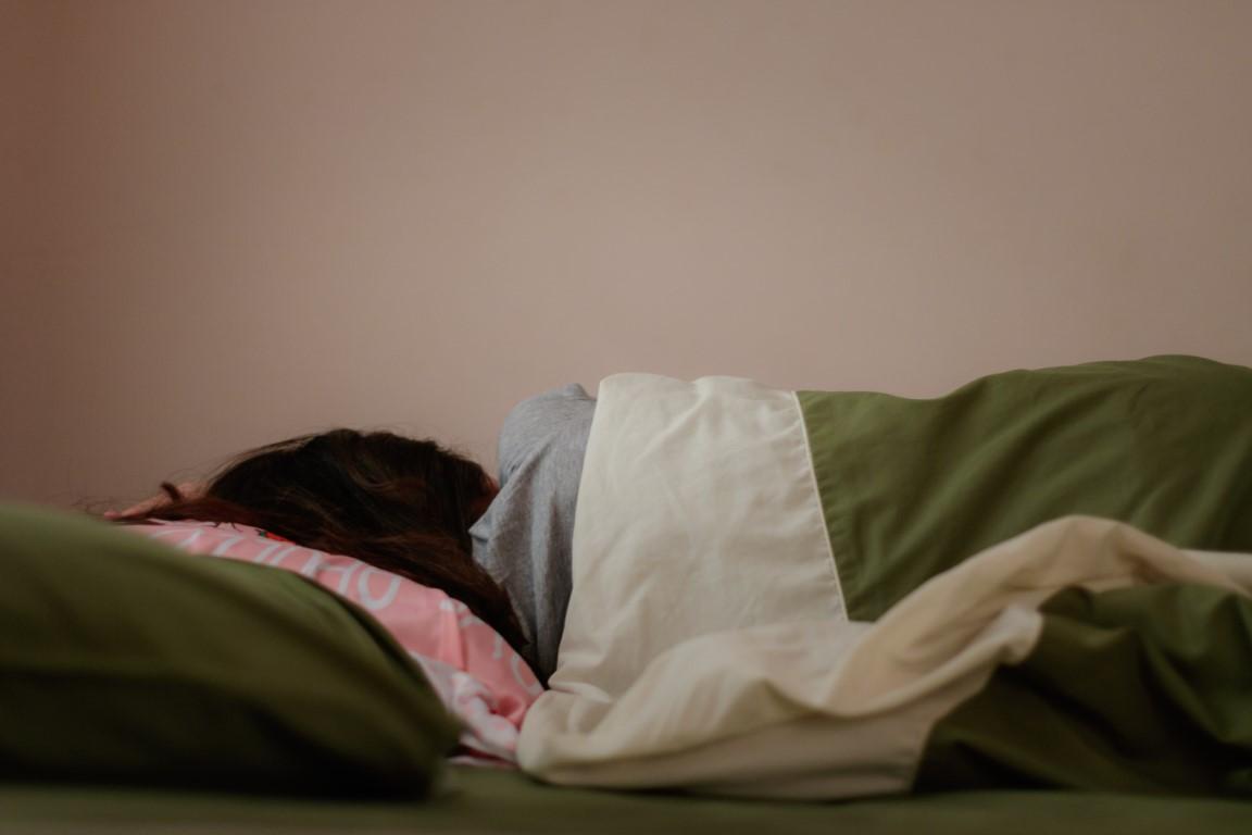 Du leidest unter Schlafproblemen?