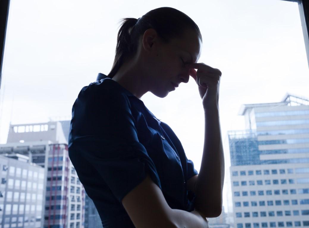 Stress und Gedanken