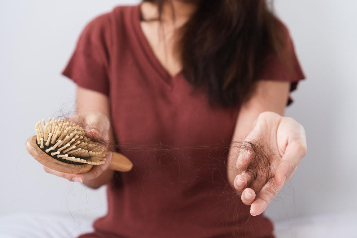 Linderung von Haarverlust durch Kühlhauben