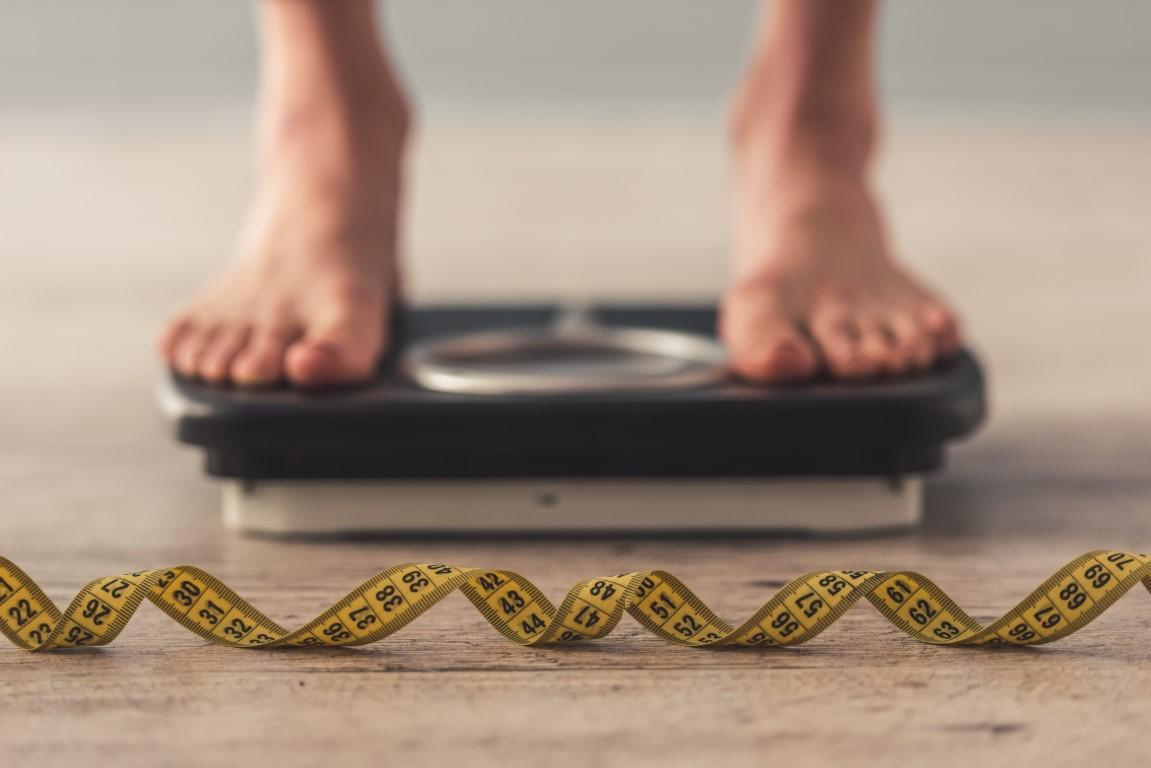Gewichtsveränderungen während der Nachsorgezeit!