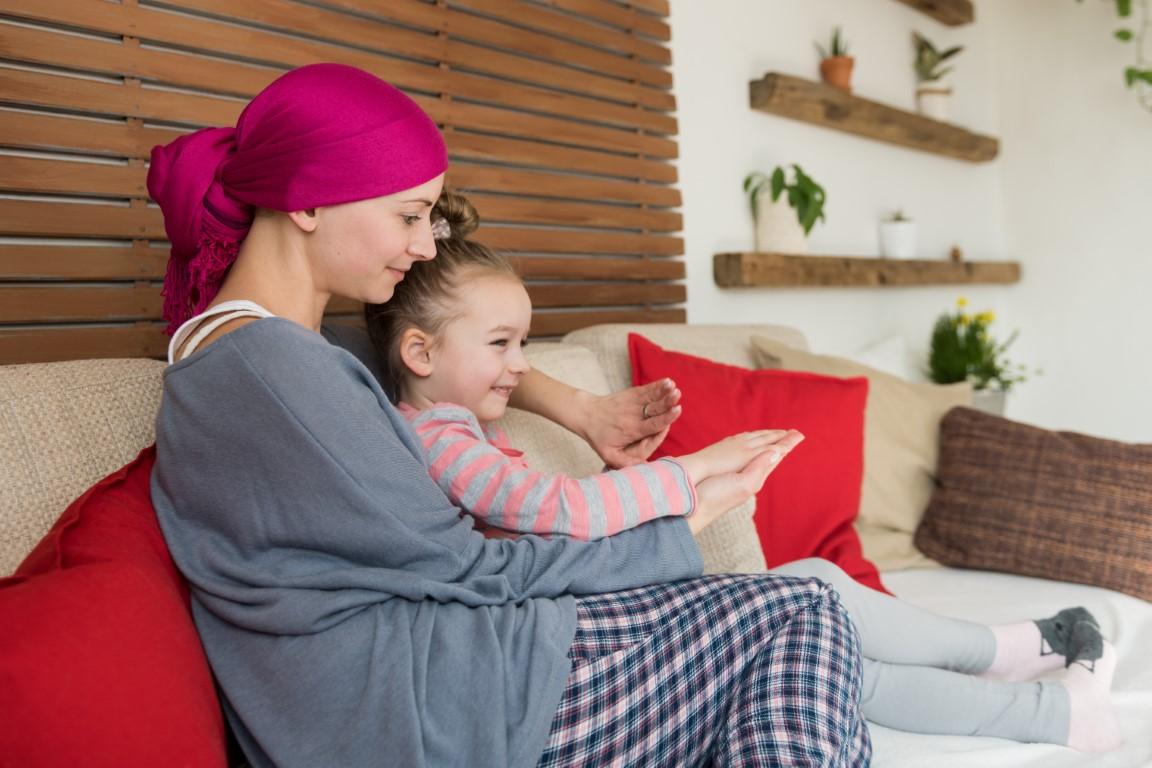 Ich möchte eine Reha machen. Wer kümmert sich um mein Kind?