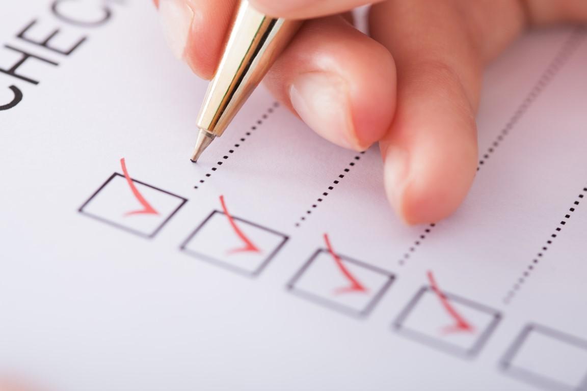 Checkliste für den Krankenhausaufenthalt bei einer Brustoperation
