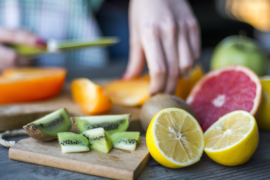 Nahrungsbestandteile einer ausgewogenen Ernährung