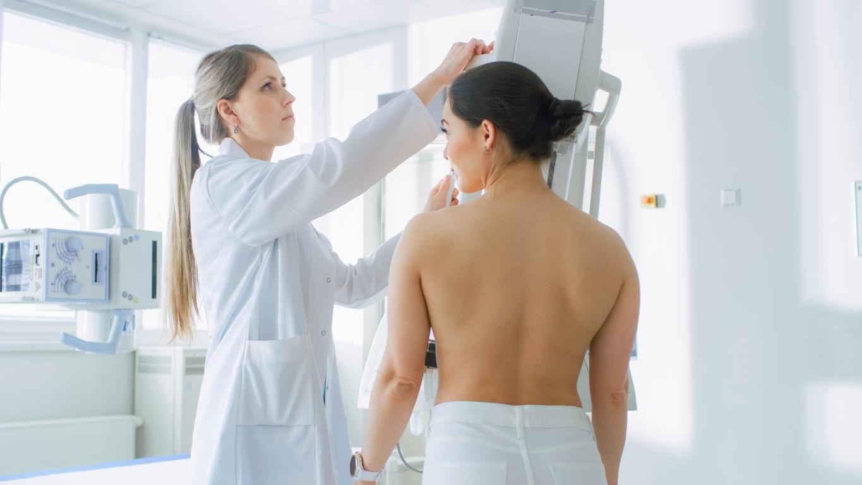 Wie wird Brustkrebs erkannt?